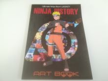 Art Book - Ultimate Ninja Storm LEGACY: Ninja History