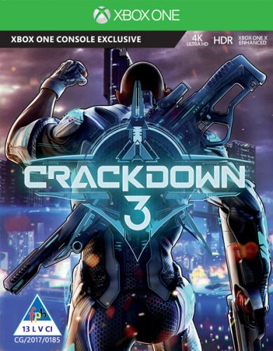 Xbox One Crackdown 3 (nová)