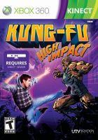 Xbox 360 Kinect Kung-Fu High Impact
