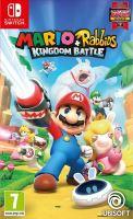 Nintendo Switch Mario Rabbids Kingdom Battle (nová)