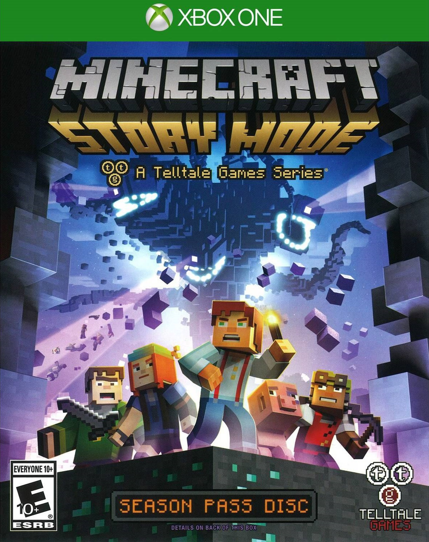 Xbox One Minecraft Story Mode (nová)