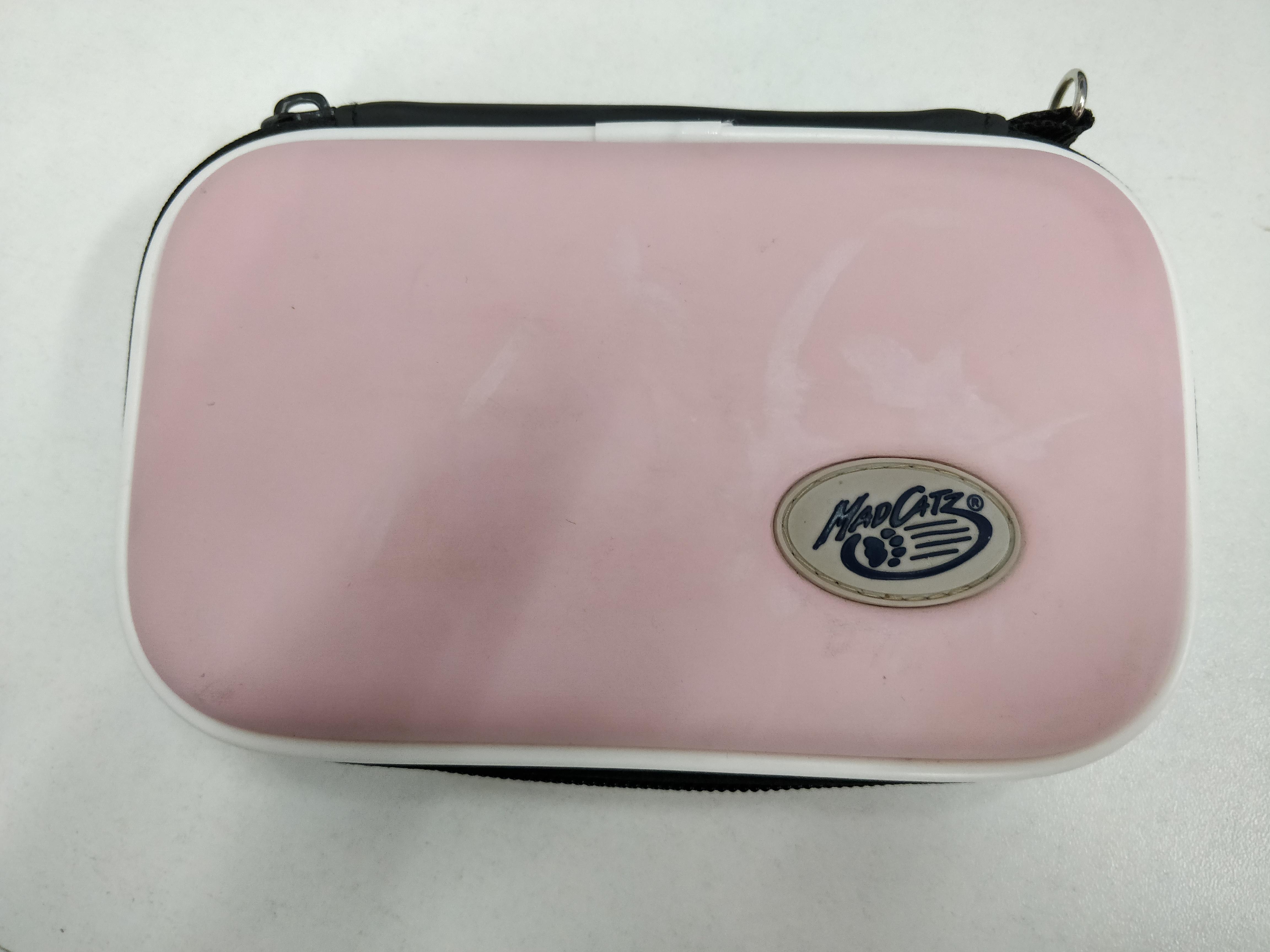 [Nintendo DS| DS Lite] Ochranné pouzdro MadCatz - růžové (estetické vady)