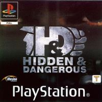 PSX PS1 Hidden and Dangerous