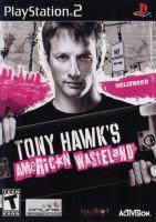 PS2 Tony Hawks American Wasteland