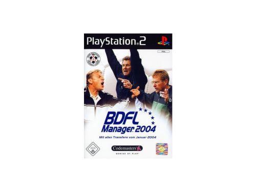 PS2 BDFL Manager 2004 (DE)