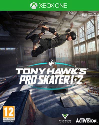Xbox One Tony Hawks Pro Skater 1 + 2 (nová)