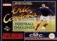 Nintendo SNES Eric Cantona Football Challenge