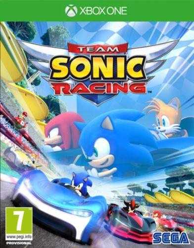 Xbox One Team Sonic Racing (nová)