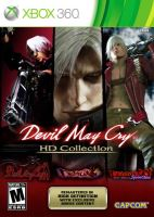 Xbox 360 DMC Devil May Cry Hd Collection