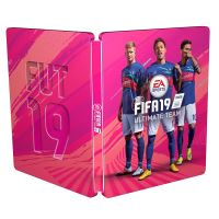 Steelbook - PS4, Xbox One Fifa 19 Ultimate Team