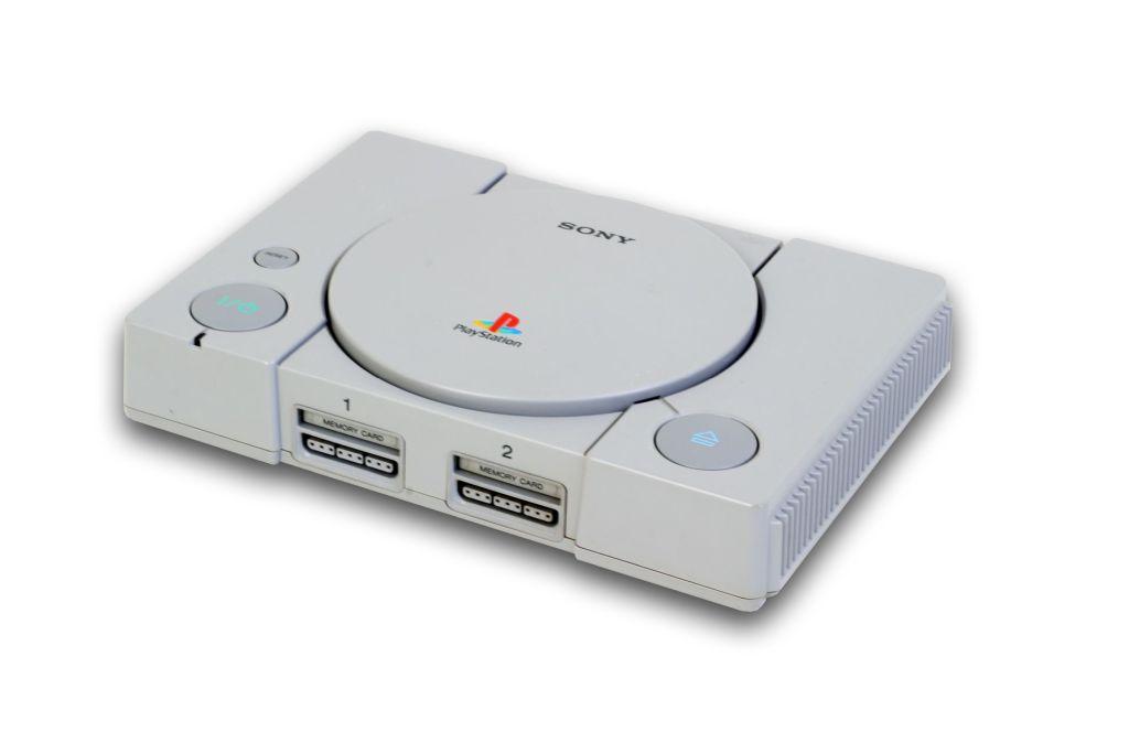 PlayStation 1 Fat (A)