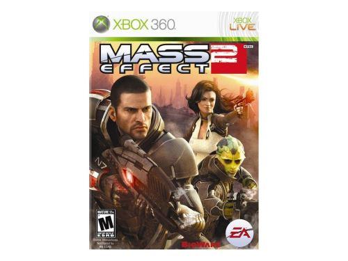 Xbox 360 Mass Effect 2