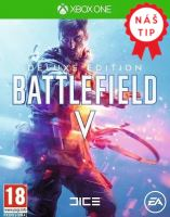 Xbox One Battlefield 5 Deluxe Edition (nová)