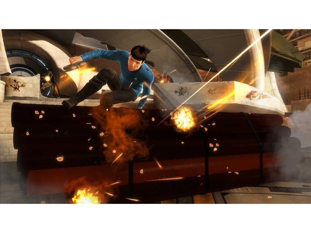 PS3 Star Trek