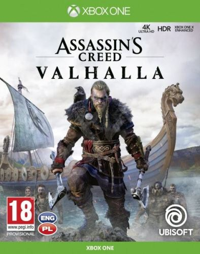 Xbox One Assassins Creed Valhalla (Nová)