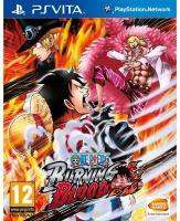 PS Vita One Piece: Burning Blood
