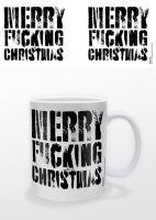 Hrnek Merry F*cking Christmas (nový)