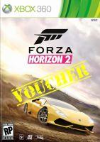 Voucher Xbox 360 Forza Horizon 2