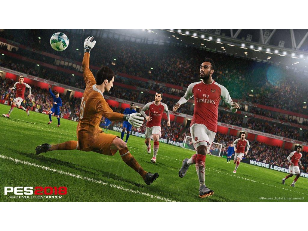 PS3 PES 18 Pro Evolution Soccer 2018 | Konzoleahry cz