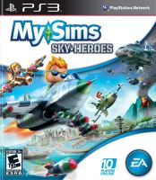 PS3 MySims SkyHeroes (nová)