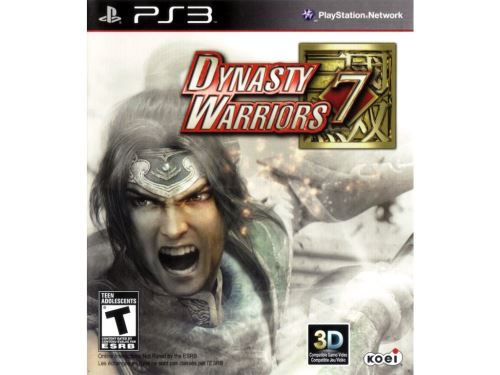 PS3 Dynasty Warriors 7