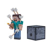 Minecraft Figúrka - Steve with Arrows (nová)