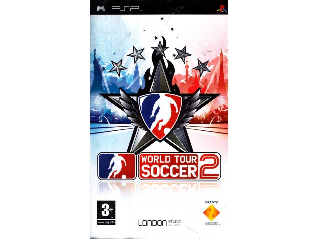 PSP World Tour Soccer 2