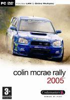 PC Colin Mcrae Rally 2005 (CZ)