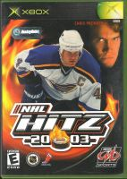 Xbox NHL Hitz 2003