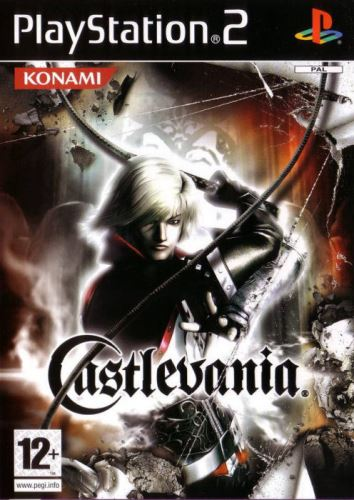 PS2 Castlevania