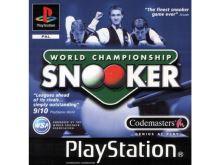 PSX PS1 World Championship Snooker (1684)