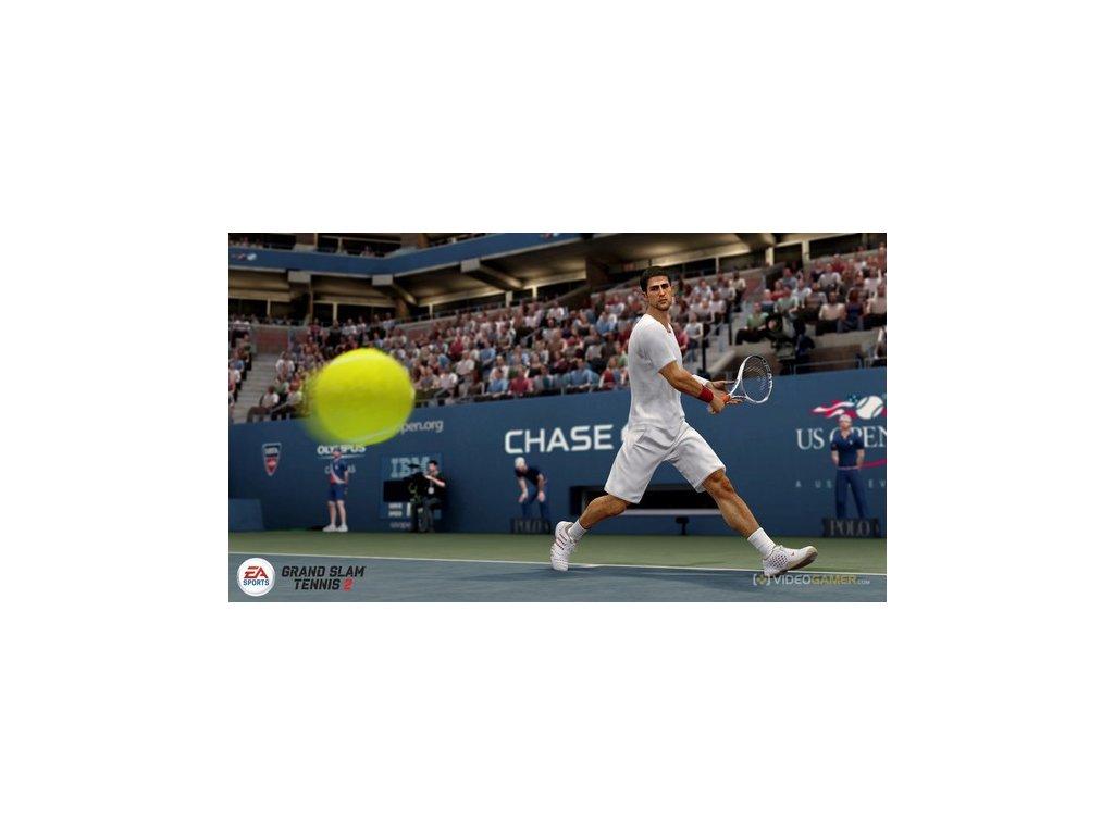 Xbox 360 Grand Slam Tennis 2