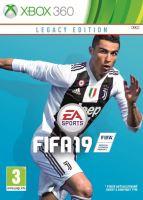 Xbox 360 FIFA 19 2019 (Legacy Edition)