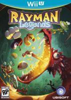 Nintendo Wii U Rayman Legends