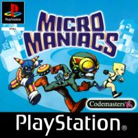PSX PS1 Micro Maniacs