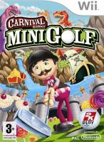 Nintendo Wii Carnival Games: Mini Golf