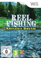 Nintendo Wii Reel Fishing: Angler's Dream