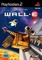 PS2 Disney WALL-E (CZ)