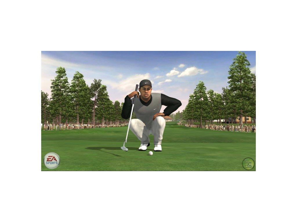 Xbox 360 Tiger Woods PGA Tour 07