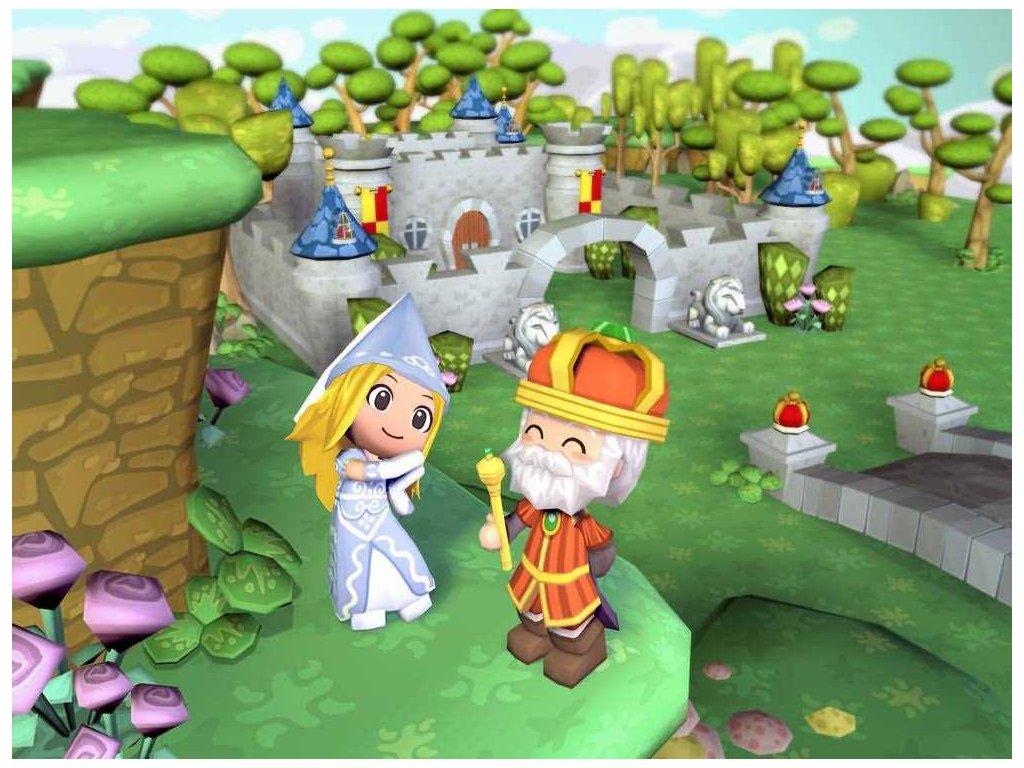Nintendo Wii My Sims: Kingdom