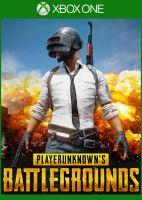 Xbox One Playerunknown's Battlegrounds (nová)