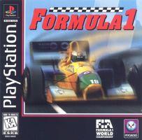 PSX PS1 Formula 1