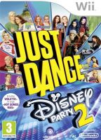 Nintendo Wii Just Dance Disney Party 2 (nová)