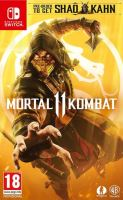 Nintendo Switch Mortal Kombat 11 (nová)