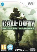 Nintendo Wii Call Of Duty Modern Warfare