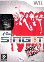 Nintendo Wii Disney Sing It: High School Musical 3