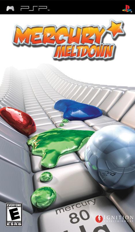 PSP Mercury Meltdown