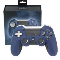 [PS4] Bezdrátový Ovladač Sades Elite - modrý