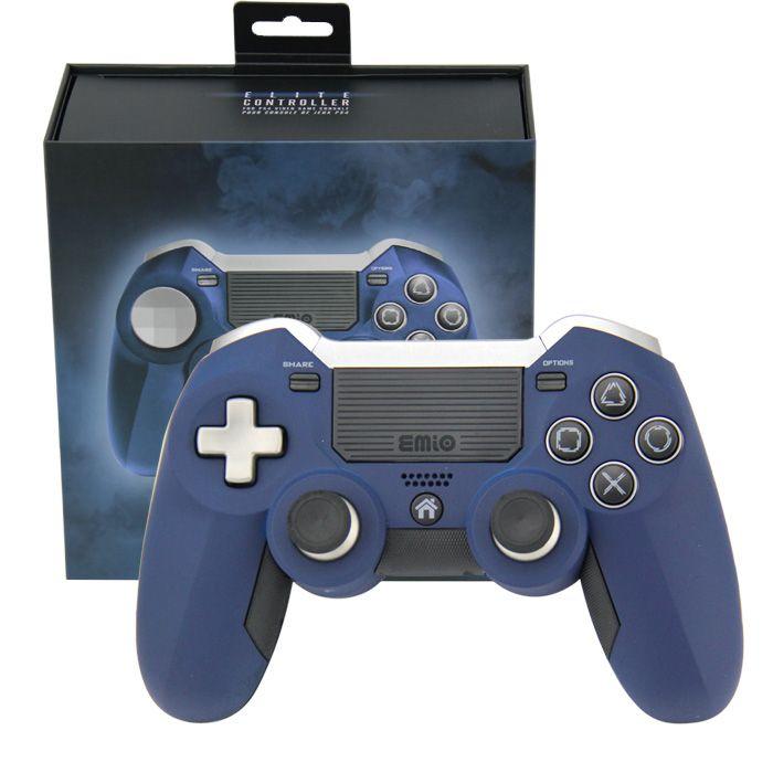[PS4 PC] Bezdrátový Ovladač Sades Elite - modrý (estetické vady)