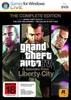 PC GTA 4 Grand Theft Auto IV The Complete Edition